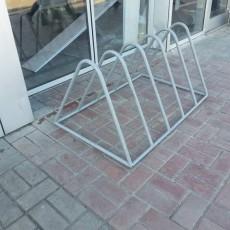 Велопарковка Стандарт на 6 велосипедов
