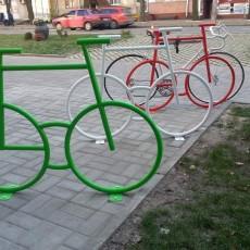 Велопарковка Спринт на 2 велосипеда
