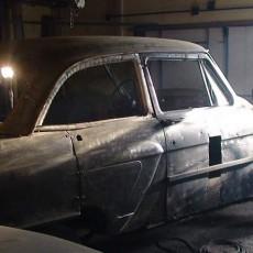 Волга ГАЗ М-21 родстер