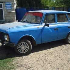 Москвич 412 тормоз-газ