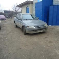 Сварка Форд орион