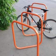 Велопарковка Серпантин на 4 велосипеда