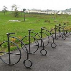 Велопарковка Лондон на 2 велосипеда