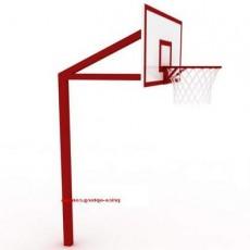 Баскетбольная стойка профессиональная  БСП-002