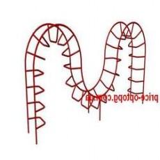 Горка ступеньки для игровых спортивных площадок ГС-017 Змейка