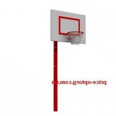 Баскетбольна стойка для двора и улицы БСУ-001