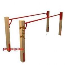 Брусья гимнастические деревянные БГД-004